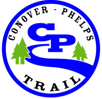 Logo for the Conover-Phelps Trail