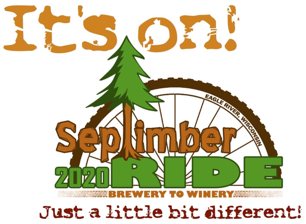 Logo for SepTimber Ride 2020