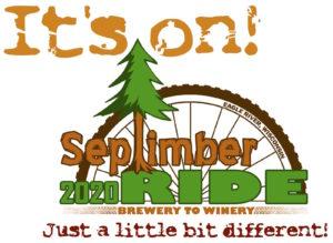 Logo for SepTimber Ride 2020