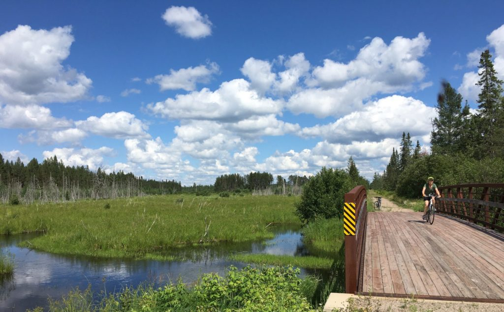 At Muskrat Creek